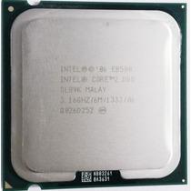 Processador Intel Core 2 Duo 3.16 Ghz E8500 Garantia 1 Ano