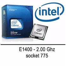 Processador Intel 775 Dual Core E1400 2.00ghz - Garantia