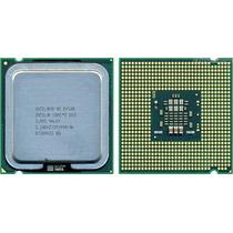 Processador Core 2 Duo E4500 - 2m/2.4ghz/800 - Frete Incluso