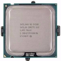 Processador Intel Core 2 Duo E4500 2.2ghz / 800 / 2mb Cache