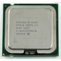 Cpu Intel Core2 Duo E4600 Socket 775 Oem