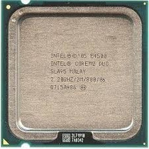 Cpu Intel Core2 Duo E4500 Socket 775 Oem
