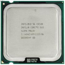Processador Intel Core 2 Duo 3.16 Ghz E8500 Com Garantia