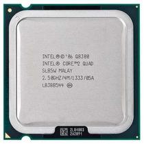 Proc Intel Core2quad Q8300 2.50ghz/4mb/1333/45nm/95w 100% Ok