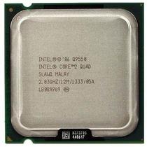 Processador 775 Quad Core Q9550 12mb 2.83ghz 1333 Top
