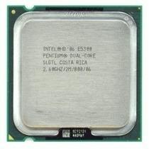 Processador Intel Dual Core E5300 / 2.6ghz/2mb/800- Lga 775