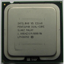 Processador Intel Lga 775 Pentium Dual Core E2160 1.8 Ghz