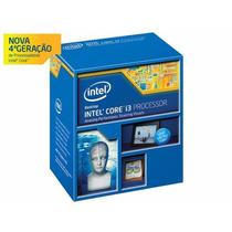 Processador Intel Core I3 4150 3.5ghz 3mb Lga 1150 Haswell
