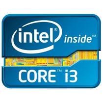 Processador I3-3110m @ 2.40ghz Notebook Terceira 3ª Geração