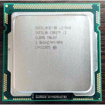 Intel® Core I3-540 Processor (4m Cache, 3.06 Ghz)