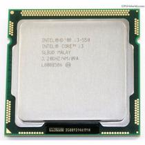 Intel® Core I3-550 Processor (4m Cache, 3.20 Ghz) 1156