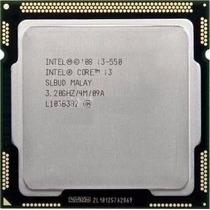 Processador Intel Core I3-530 2,93 Ghz 4mb Cache 1156