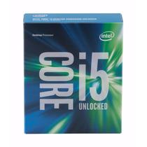 Processador Intel Core I5 6600k 3.5 Ghz 6ª Geração Lga1151