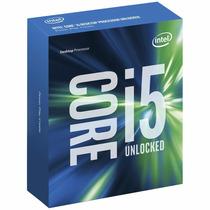 Intel Core I5-6600k, 6a Geração, Quad-core 3.5ghz Lga 1151