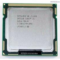 Processador Intel Core I5 1156 Com Garantia E Nota Fiscal