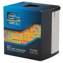 Processador Intel Core I5 3330(ivy-bridge) Quad-core, 3.0ghz
