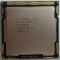 Intel® Core I5-750 Processor 8m Cache, 2.66 Ghz Socket 1156