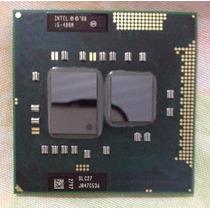 Processador Core I5 480m 2.66 Up 2.93ghz 1 Geração Notebook