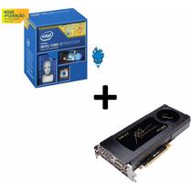 Kit Cpu Intel Core I7 4790 Lga1150 + Gpu Pny Gtx 960 4gb