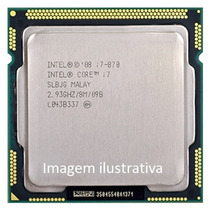 Processador Intel Core I7-870 2,93ghz Lga1156 Ddr3 8mb/usado