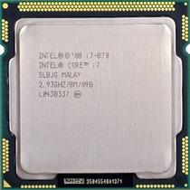 Intel I7 870 [oem C/ Cooler] 8m Cache, 2.93 Ghz Lga1156