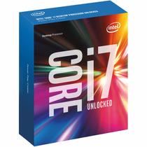 Intel Core I7 6700k Lga 1151 Skylake 4.0ghz 8mb 6 Geração