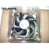 Cooler Para Intel Core I3 2100 Lga 1155 / Socket Novo
