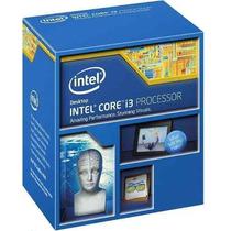 Processador Core I3 4160 Intel 3.6ghz 3mb Lga1150 4ª Geração