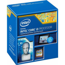 Processador Intel Core I3 4170 Haswell Refresh Lga 1150 Oem
