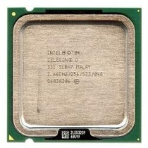 Celeron D 331 2.66ghz Skt775 Fsb 533mhz Cache 256kb Com L.d.