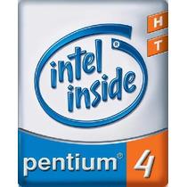 Processador Intel Pentium 4 3.2 512 800 Socket 478 + Cooler