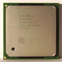 Pentium 4 P Iv 2.4 Ghz 1 Mega Cache 533 Bus Oem Com Garantia