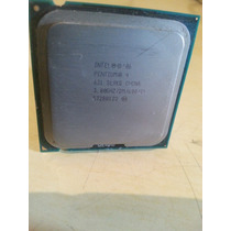 Processador Pentium 4 Sq775 3ghz 2 M De Cache Entrega Gratis