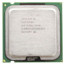 Processador Intel Pentium 4 3,2ghz/2mb/fsb800 - Usado Ok