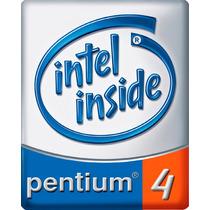 Processador (cpu) Intel® Pentium® 4 - Socket 478