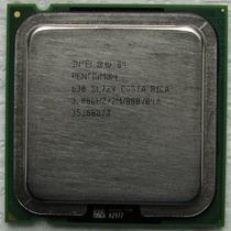 Processador Intel 775 Pentium 4 630 3.0ghz 2m Cache 800mhz
