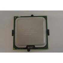 Intel Pentium 4 541 - 1m Cache 3.20 Ghz 800 Mhz - Sl9c6 775
