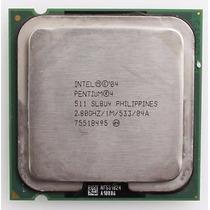 Processador Intel Pentium 4 Sl8u4 2.80ghz/1m/533 Socket 775