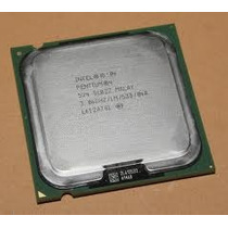 Processador 775 P4 511 ( 2,80 Ghz / 533 / 1mb ) Perfeito!!!