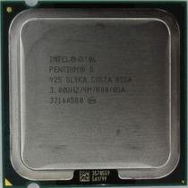 Pentium Dual Core 925 3.0ghz 4m 800mhz Fsb