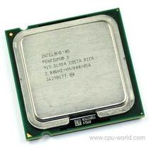 Pentium D 915 3 Ghz Skt 775 Fsb 800 Mhz Cache 4mb E Cooler!