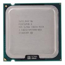 Pentium D 945 / 775 3.4ghz Dual Core 4m/800mhz