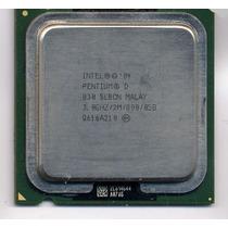 Processador Pentium D 830 Dual Core 3.0ghz/ 2mb/ 800mhz
