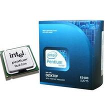 Processador Intel® Pentium Dual Core E5400 2.70 Ghz/2mb/800