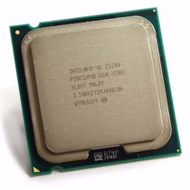 Processador Intel Pentium Dual-core E5200 2.5ghz 2m Cache