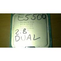 Processador Intel Pentium Dual Core E5500 Slgij 2.80ghz 2mb