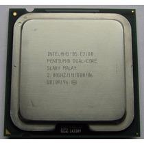 Processador 775 Pinos Intel Pentium Dual Core E2180 2.0 Ghz