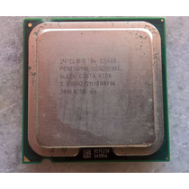 Processador Pentium Dual Core E5400, 1.70 Ghz, Soquete 775