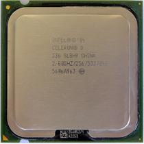 Processador Intel Celeron D 336 2.80 Ghz 256mb/533mhz Lga775
