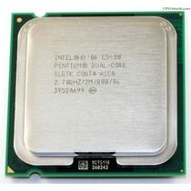 Ntel Pentium Dual Core E5400 2.70ghz / 2m / 800 Lga 775